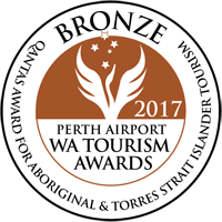 2017 WA Tourism Awards - Bronze