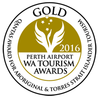 2016 WA Tourism Awards - Gold