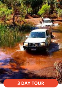 Pilbara 3 day tour - George Gorge