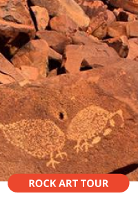 Aboriginal Rock Art Tour
